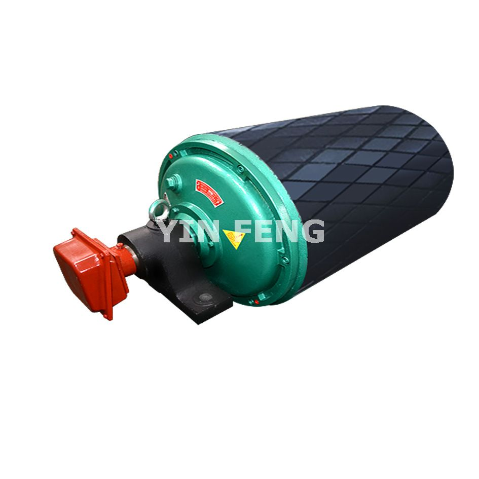 TDY75 Type Oil-cooled Motorized Pulley (Motorized Drum/Drum Motor)