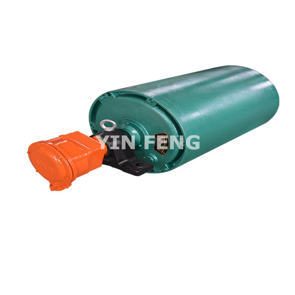 YDB(YZB、YDB-h)Explosion-isolating Type Oil-cooled Motord Pulley(Motorized Drum/Drum Motor)