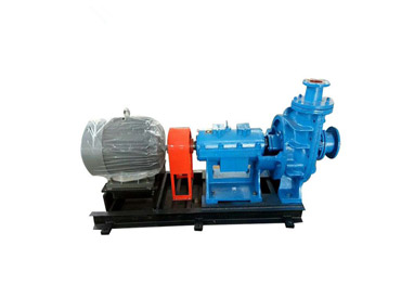 What is the Cause of Cavitation in the Slurry Pump?