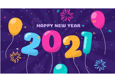Zibo Yinfeng Machinery Co., Ltd. Wishes you a Happy New Year!