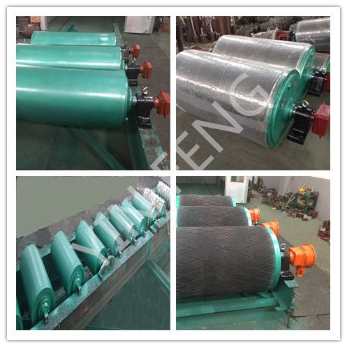YDB(YZB、YDB-h)Explosion-isolating Type Oil-cooled Motorized Pulley(Motorized Drum/Drum Motor)