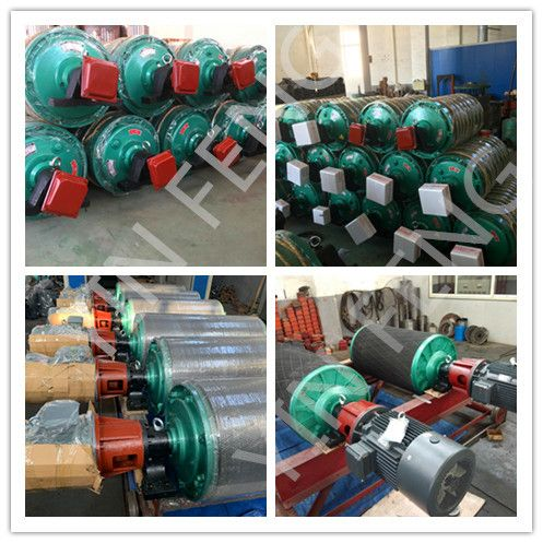 YZ Type Oil-cooled/Oil-steeped Motorized Pulley (Motorized Drum/Drum Motor)