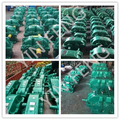 ZLY Hardened cylindrical Gear Reducer/Gearbox