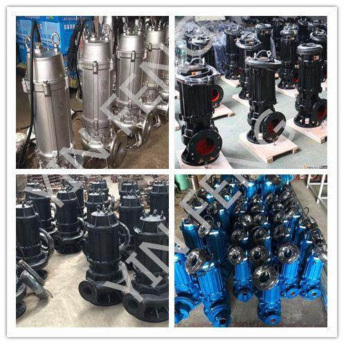 Submersible Sewage Pump(Waste Dirty Water Pump)